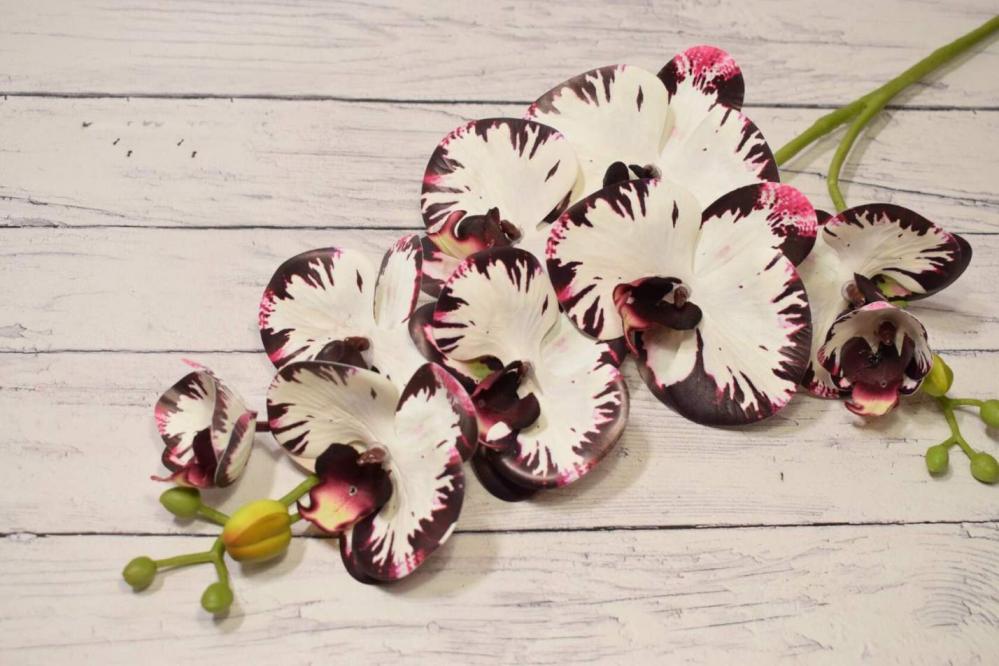 Новинка - двойные латексные орхидеи.